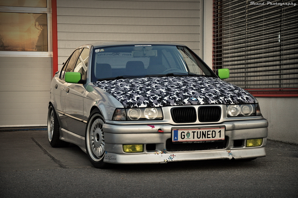 Austrian E36 The Daily And The Drifter